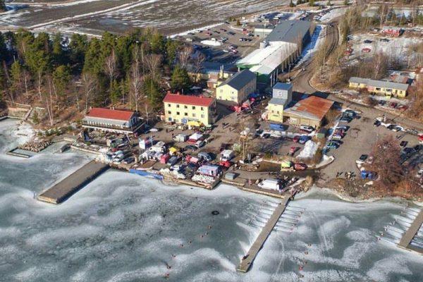 Röölää talvella (Kuva: Mikko Monnonen)