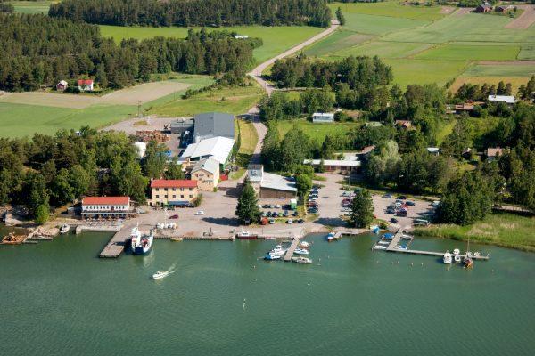 Röölänranta (Kuva: Lentokuva Vallas Oy 2005)